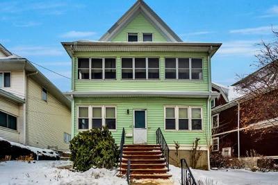 Medford Multi Family Home Under Agreement: 80 Wellington Rd