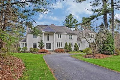 Boxborough Single Family Home For Sale: 114 Hager Ln