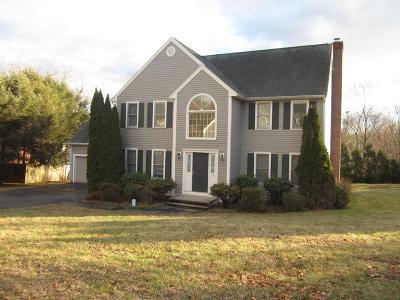 Natick MA Single Family Home For Sale: $799,000
