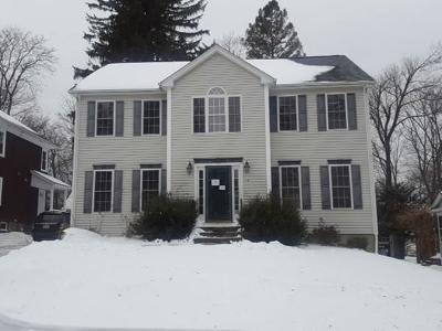 Worcester Single Family Home Under Agreement: 13 Rosemont Rd