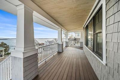 Hull Single Family Home For Sale: 58 Vautrinot Ave