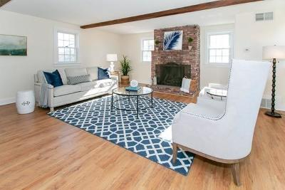 Hingham Single Family Home For Sale: 108 East Street