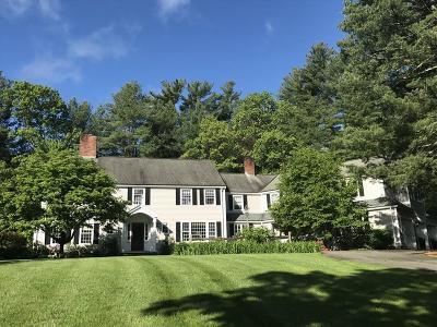 Concord, Sudbury, Wayland, Weston, Maynard, Stow, Lincoln, Hudson Single Family Home Price Changed: 95 Walker St