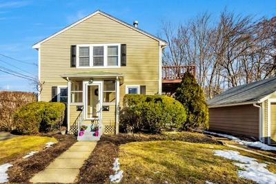 Natick Multi Family Home Price Changed: 10 D St