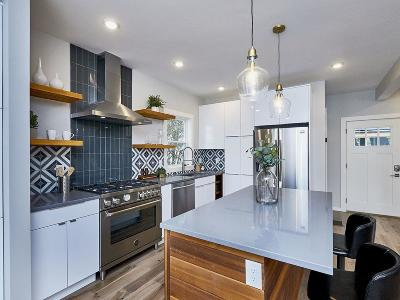 Cambridge Single Family Home For Sale: 57 Reed Street #57