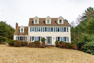 Carver Single Family Home For Sale: 26 Deer Hill Lane
