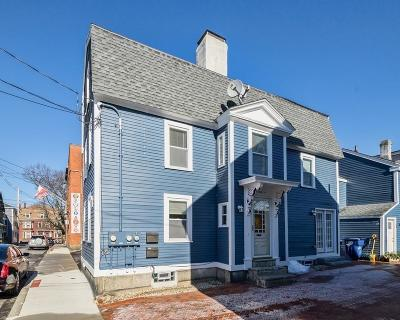 Salem MA Single Family Home For Sale: 11 Daniels St #1