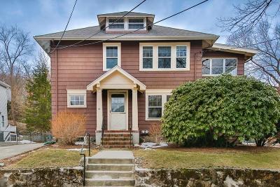 Arlington Multi Family Home Under Agreement: 15 Harvard Street