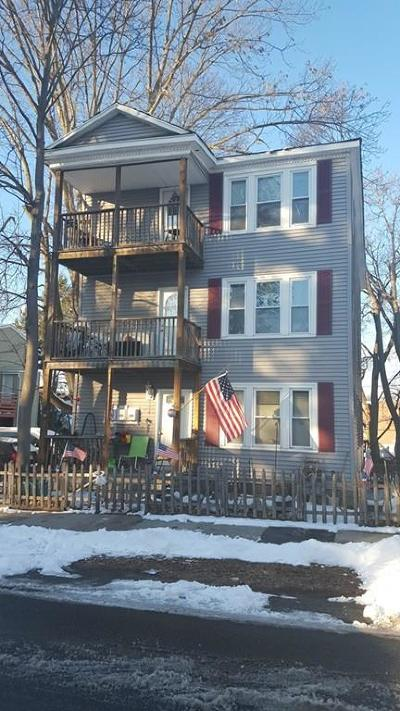 Worcester Multi Family Home Under Agreement: 48 Bowdoin St