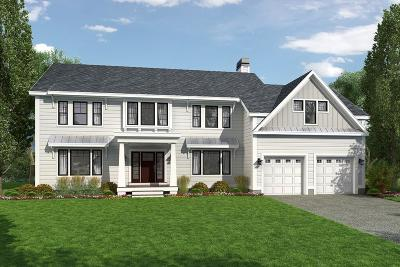 Wrentham Single Family Home For Sale: Lot 5 Lafayette