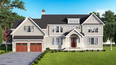 Wrentham Single Family Home For Sale: Lot 6 Lafayette