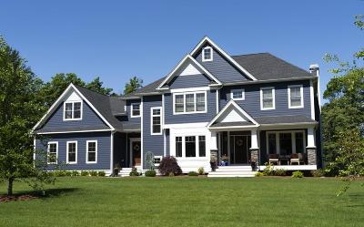 Wrentham Single Family Home For Sale: Lot 7 Lafayette
