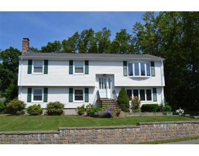Burlington Rental Under Agreement: 1 Wildwood Ln