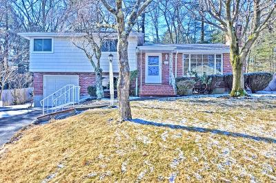 Dedham Single Family Home For Sale: 36 Chickering Rd