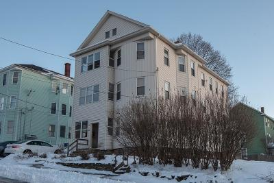 Worcester Multi Family Home Under Agreement: 4 Watson Ave
