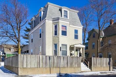 Salem MA Multi Family Home Contingent: 70 Ocean Avenue