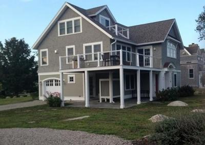 Scituate Single Family Home For Sale: 121 Indian Trail