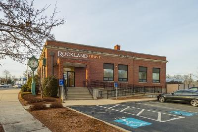 MA-Norfolk County Commercial For Sale: 1 Mechanic Street