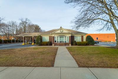 MA-Norfolk County Commercial For Sale: 231 East Central Street