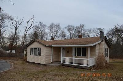 Taunton Single Family Home For Auction: 1756 County St