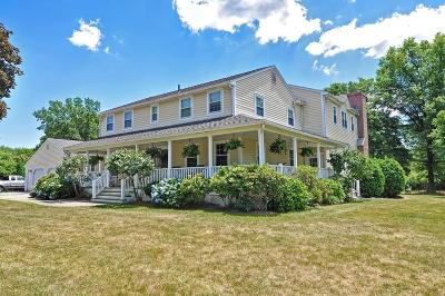 Natick Single Family Home Back On Market: 15 Clearview