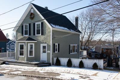 Gloucester MA Single Family Home Contingent: $439,900