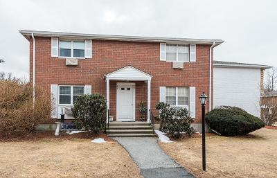 North Andover Condo/Townhouse For Sale: 68 Kingston St #68