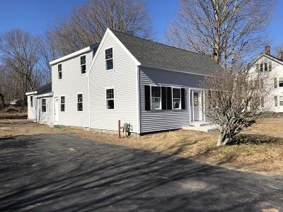 East Bridgewater Single Family Home For Sale: 785 Bedford St