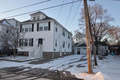 Beverly Multi Family Home Under Agreement: 15 Ashton St