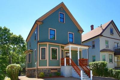 Single Family Home Under Agreement: 17 Capen St