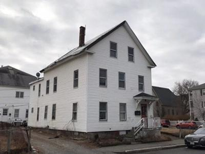 Worcester Multi Family Home Under Agreement: 23-A Sigel St