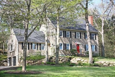 Wenham, Hamilton Single Family Home For Sale: 100 Sagamore Street