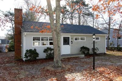 Mashpee Single Family Home For Sale: 66 Uncle Percys
