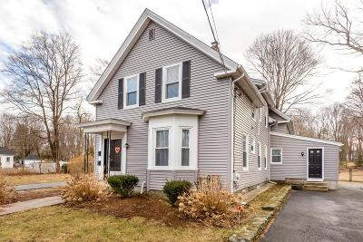 Franklin Single Family Home For Sale: 17 Lincoln St