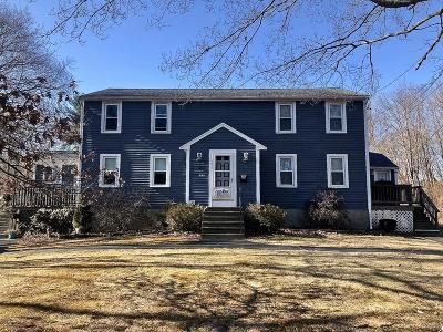 Bridgewater Multi Family Home Under Agreement: 123-125 Springhill Ave
