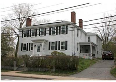 Randolph Multi Family Home For Sale: 100 South Main St