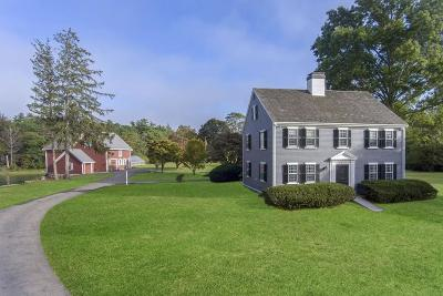 MA-Norfolk County, MA-Plymouth County Single Family Home For Sale: 70-Lot-A2r Black Horse Ln