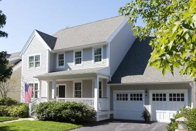 Plymouth Single Family Home For Sale: 22 Wickertree