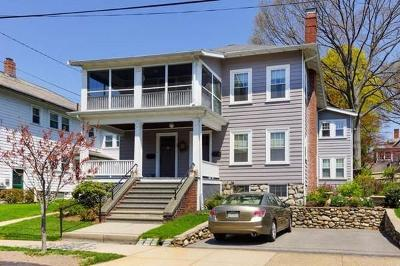 Watertown Multi Family Home Under Agreement: 13-15 Columbia