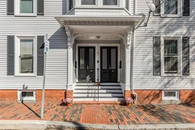 Salem MA Multi Family Home Sold: 19 & 21 Pleasant Street