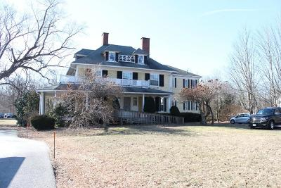 Bridgewater Single Family Home For Sale: 96 Main Street