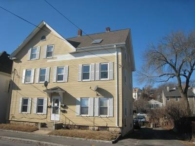 Gloucester MA Multi Family Home Under Agreement: $459,000