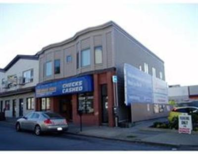 MA-Bristol County Commercial For Sale: 1429 S Main St