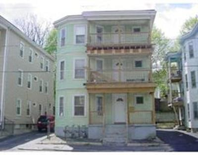 Brockton Multi Family Home Under Agreement: 24 W Park St