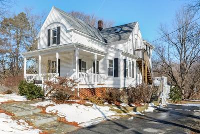 Shrewsbury Single Family Home For Sale: 24 Holman St.