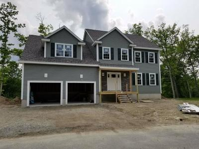 Tewksbury Single Family Home For Sale: Lot 3 Robbie Terris Way