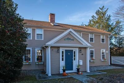 Cohasset Single Family Home For Sale: 68 Summer St