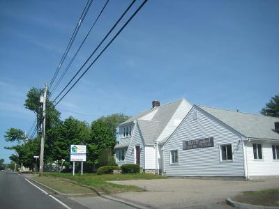 MA-Worcester County Commercial For Sale: 96 Medway Rd