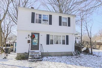 Medford Single Family Home Under Agreement: 21 Jerome St