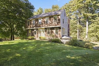 Duxbury Single Family Home For Sale: 30 Eli's Ln